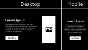 адаптивность первого экрана